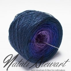 Gradient Mulberry Silk Yarn