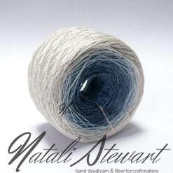 124 gr / 744 m Gradient Mulberry Silk Yarn