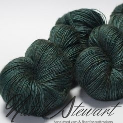 120 gr / 480 m Superwash Merino / Silk / Yak Yarn - Solid Color
