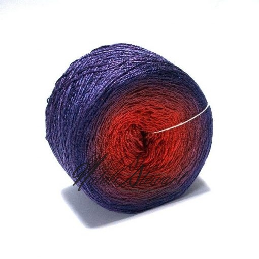 101 gr / 800 m Gradient Mulberry Silk Yarn