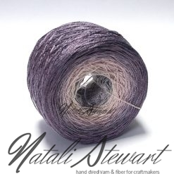120 gr / 720 m Gradient Mulberry Silk Yarn