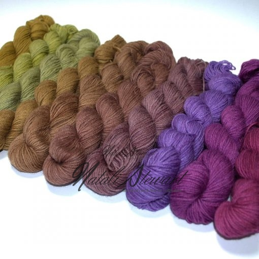 Gradient Merino Yarn Set