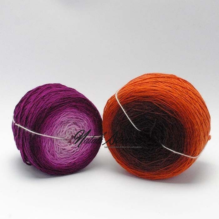 Set of 2 Gradient SW Merino / Nylon