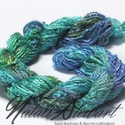 silk texture selection threads marine 215