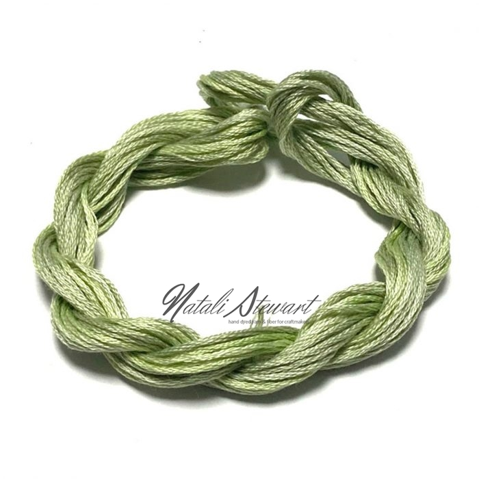 Single Skein Embroidery Floss Cotton Thread 10 Meters SC20